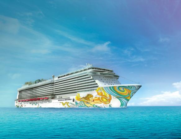 new ship debuts 2014