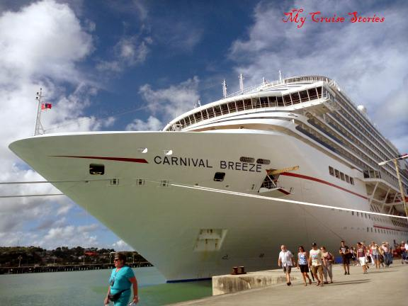 Food On The Carnival Breeze Cruise Ship Cruise Stories