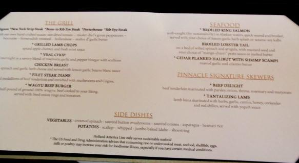 Image Result For Grill Room Lunch Menu