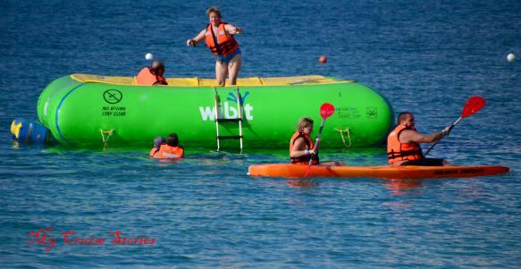 fun at Playa Mia