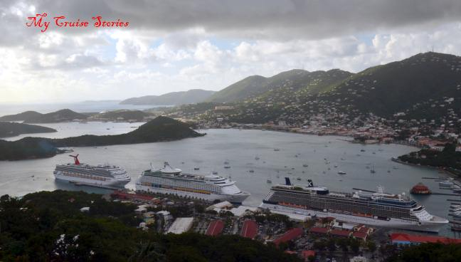there's lots of cheap Caribbean cruises available