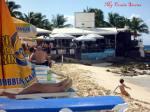 Bar at Maho Beach on Sint Maarten