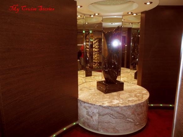 MSC Divina special cabin