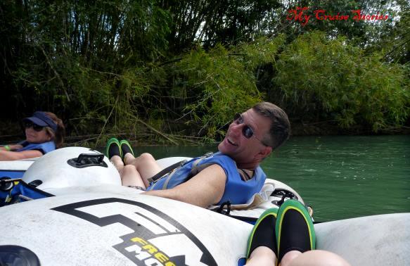 Chukka river tube shore excursion