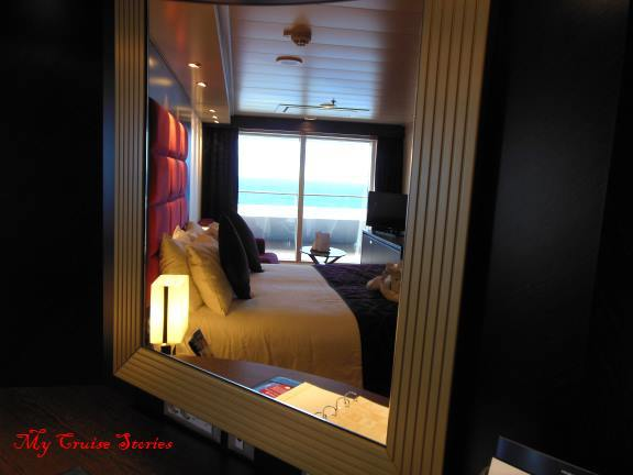 accomodations on MSC Divina