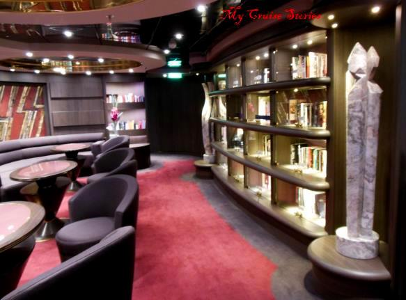 cruise ship library