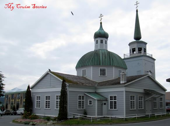 cathedral in Sitka