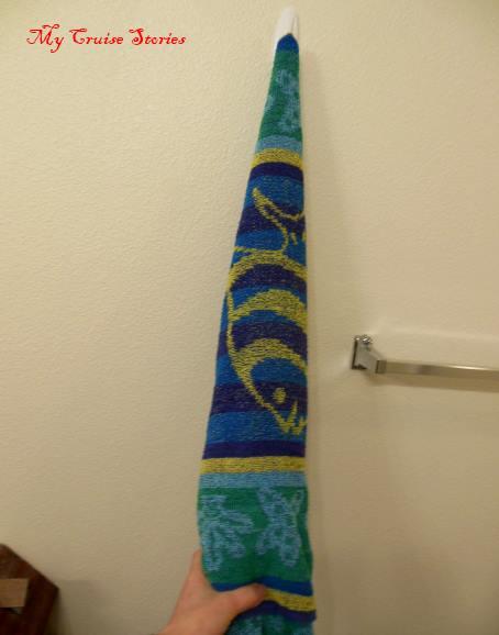 towel folding101