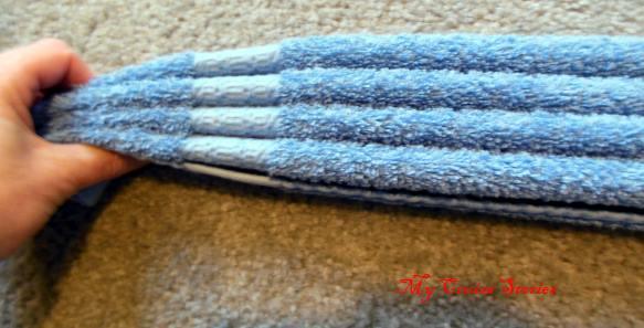 making towel creations