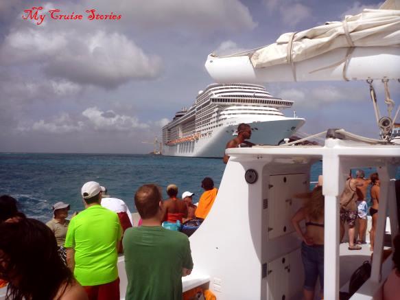 shore excursion in Aruba