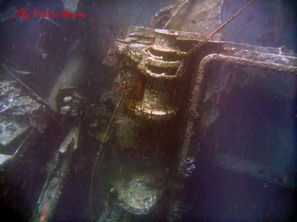 big shipwreck in Aruba