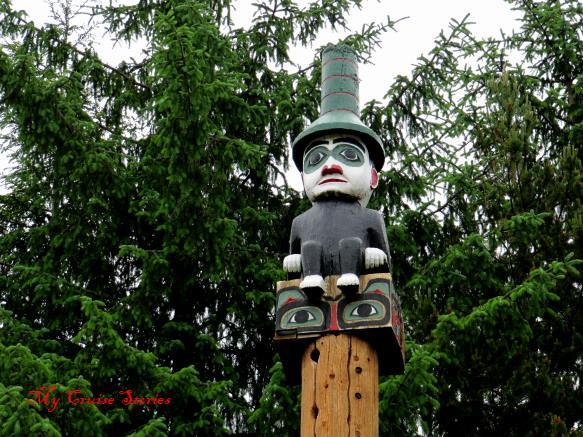 totem pole of ridicule