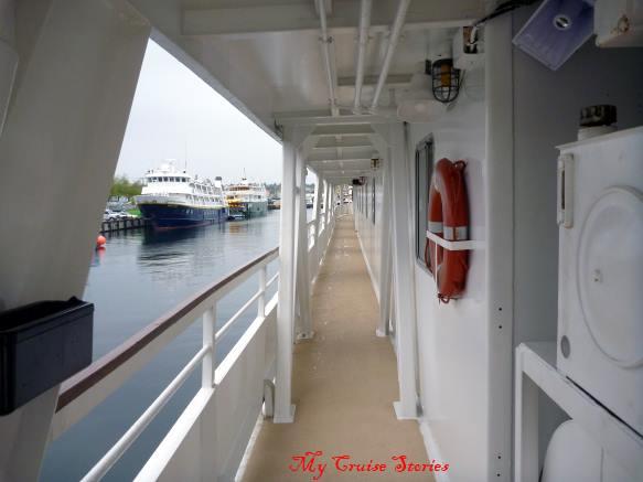 small ship cruise line