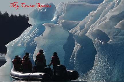 ever taste an iceberg