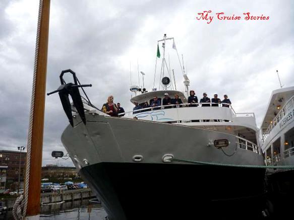 ship christening
