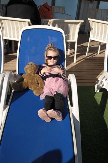 kids on cruise ships
