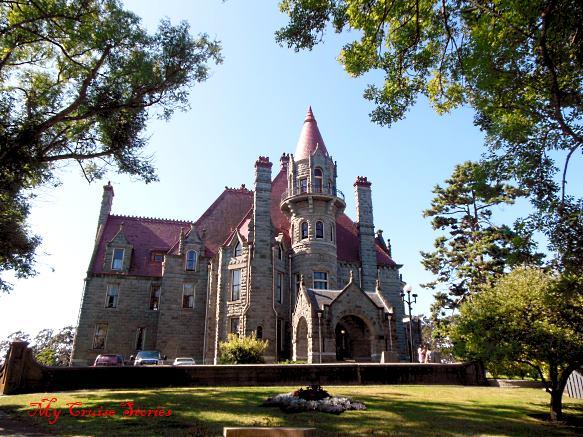 Craigdarroch Castle, Victoria