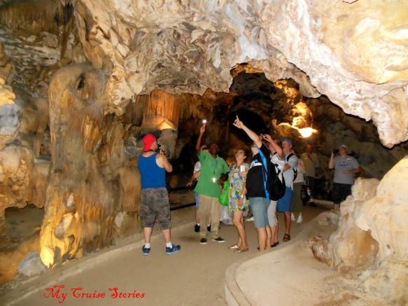 Hato Cave in Curacao