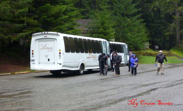 transportation to the trailhead