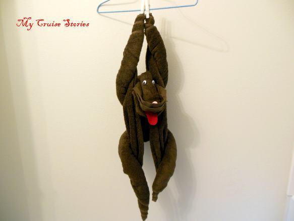 How To Fold A Towel Monkey