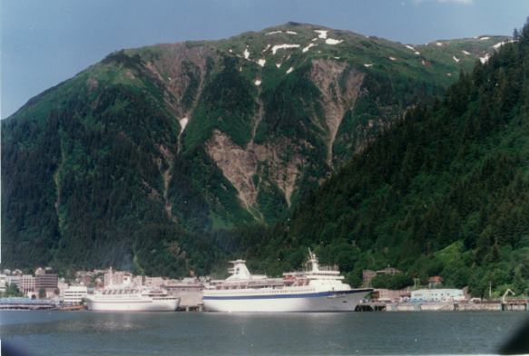 Regents Cruise Ship