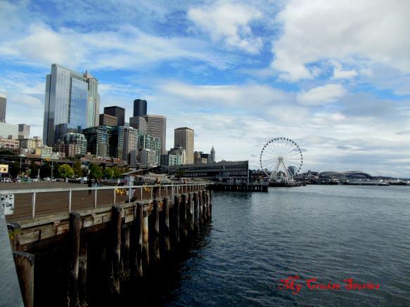 Seattle seascape