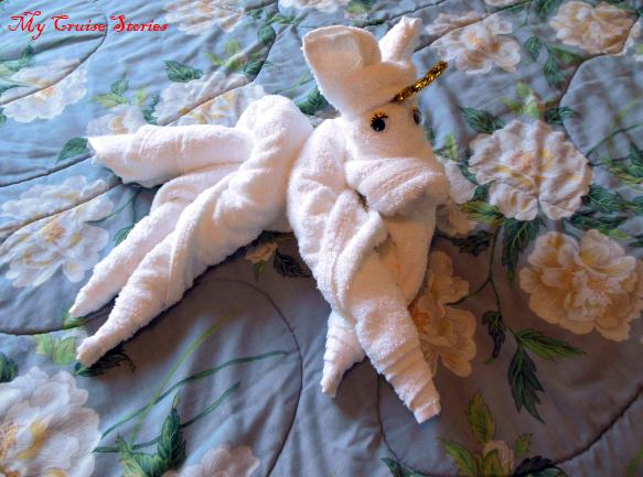 better than cruise ship towel animals