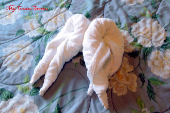 making towel animals