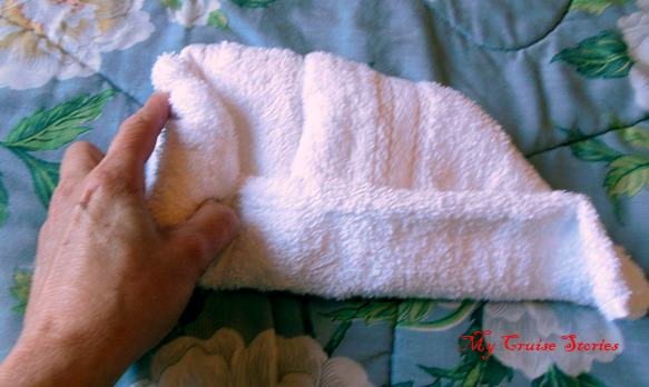 animal towel folding