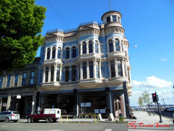historic building in Port Townsend