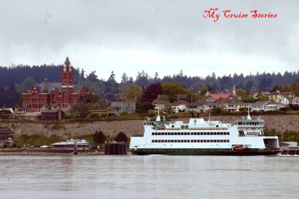ferry from Port Townsend