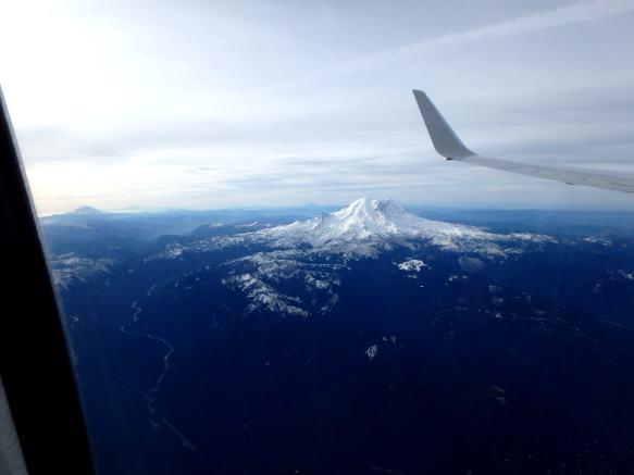 several volcanos in a row