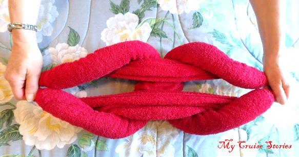 towel origami