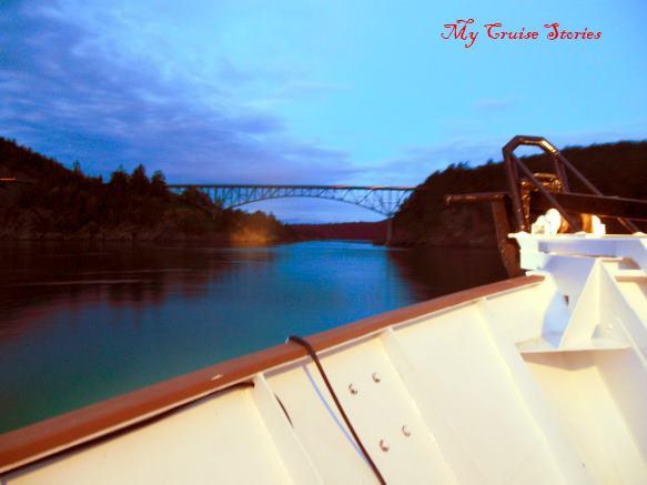 boating near Deception Pass