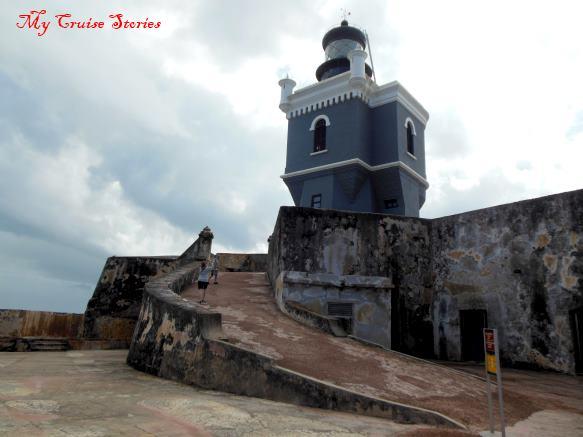 El Moro lighthouse