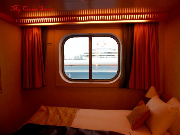how to find cheap rooms with a view on a cruise ship
