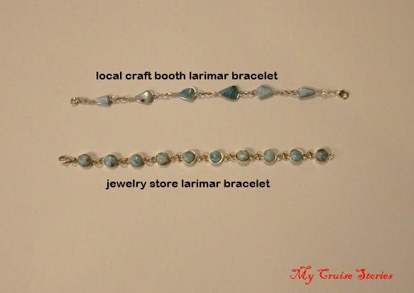 larimar blue Caribbean stone