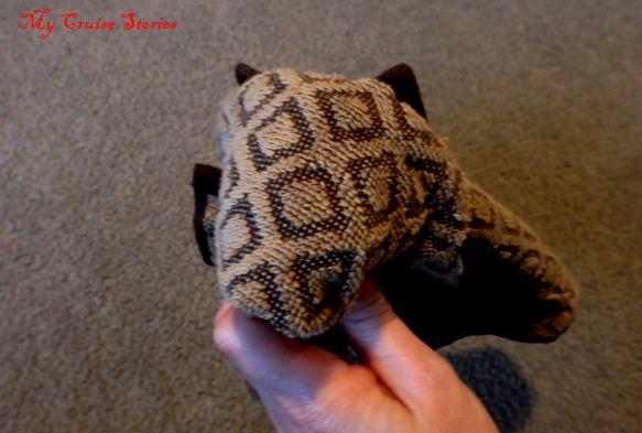 how to make a towel animal