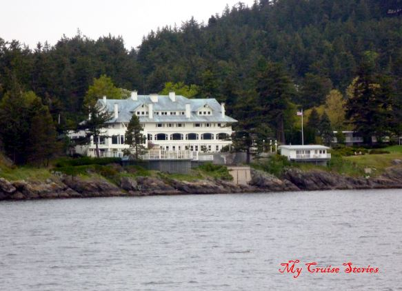 resort on Orcas Island