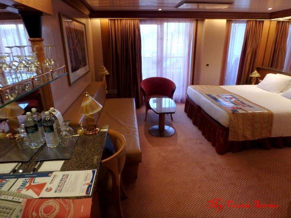Carnival Legend Suite