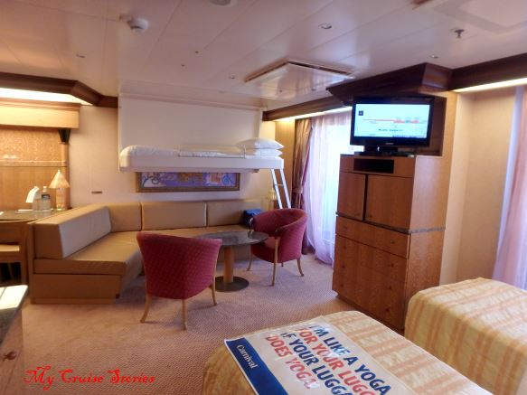 Cruise Ship Cabins On Carnival Legend Cruise Stories