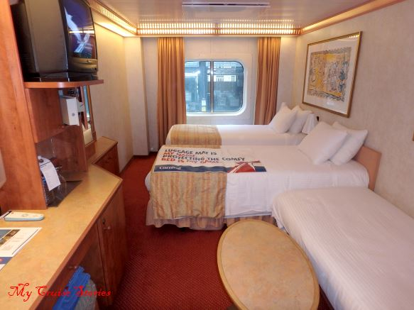 Cruise Ship Cabins On Carnival Legend Cruise Stories - Rooms on cruise ships