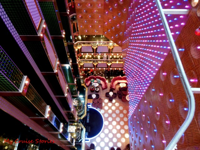 cruise ship Atrium