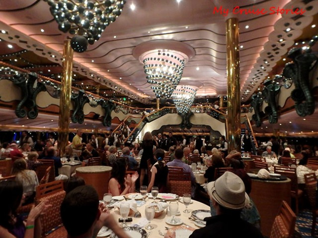 Cruise Ship Decor On Carnival Splendor Cruise Stories