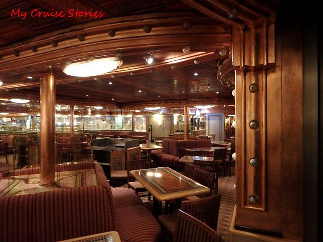 cruise ship decor
