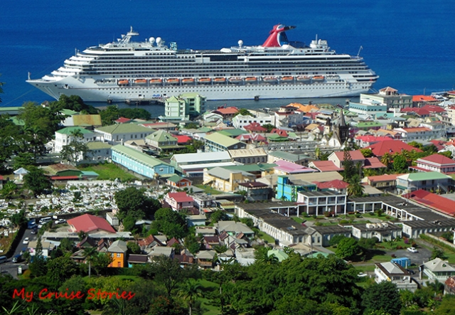 Dominica Island Tour Cruise Stories