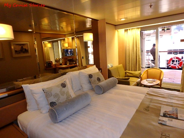 stateroom with lanai