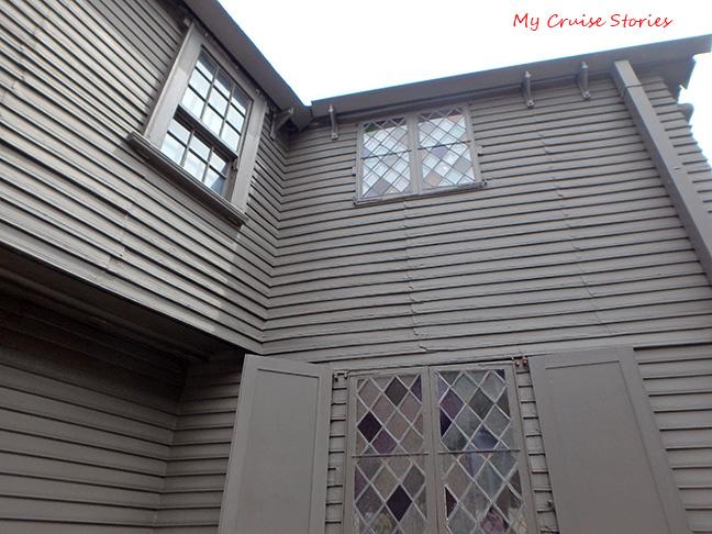 Paul Revere lived here