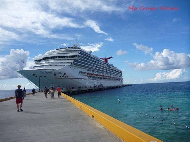 Grand Turk cruise ship dock