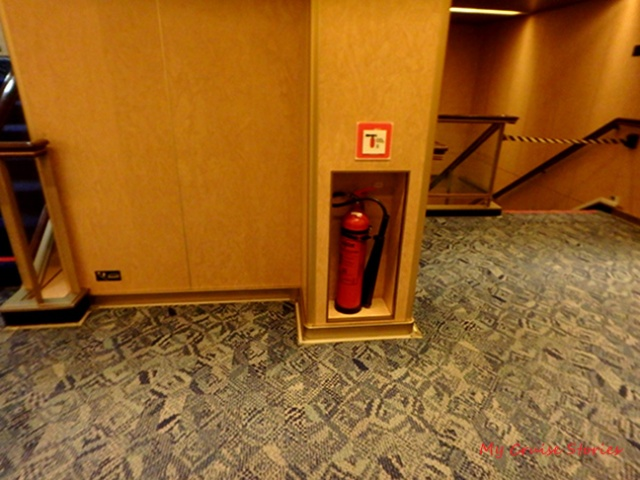 clues to finding your cruise ship cabin
